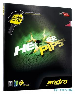 ANDRO- HEXER Pips+
