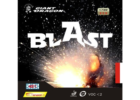 GIANT DRAGON -   Potah Blast