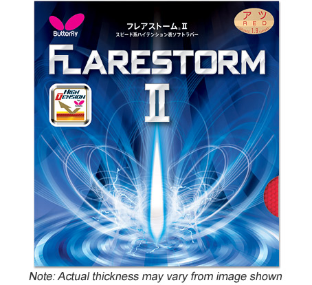 BUTTERFLY - potah FLARESTORM