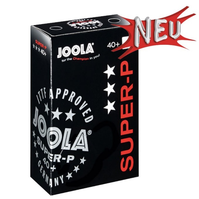 JOOLA -  6ks/krab *** Super P40+