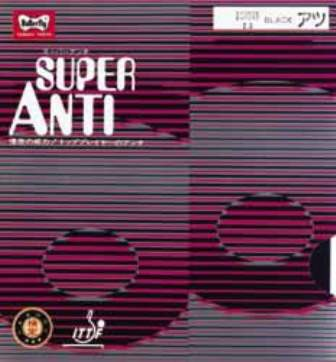 BUTTERFLY - potah SUPER ANTI
