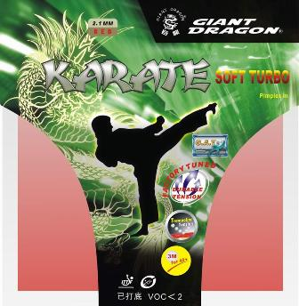GIANT DRAGON - Potah Karate Soft Turbo