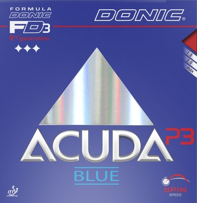 DONIC - ACUDA P3 BLUE