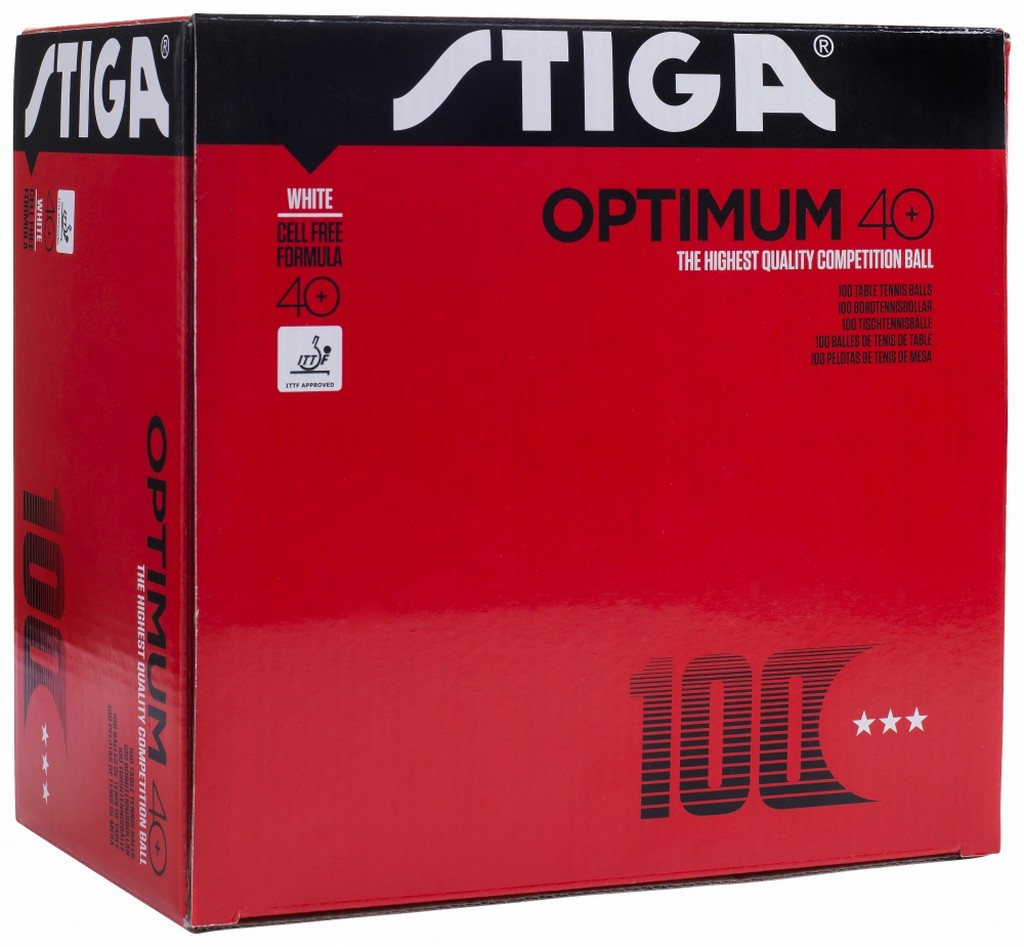STIGA - Optimum 40+ *** (100 ks)