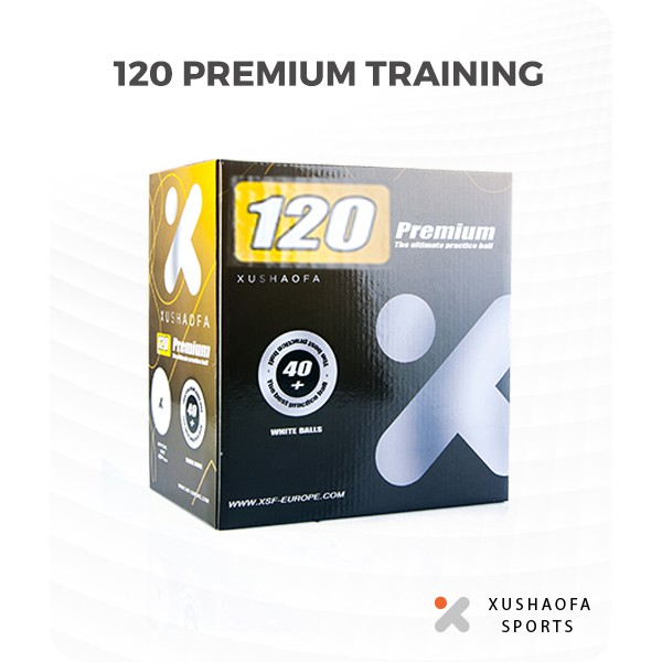 XUSHAOFA - Premium training balls 40+ 120ks