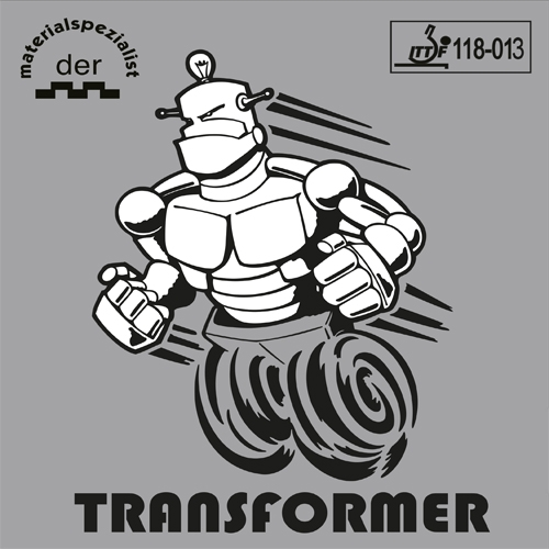DER MATERIALZPECIALIST- Potah Transformer Anti