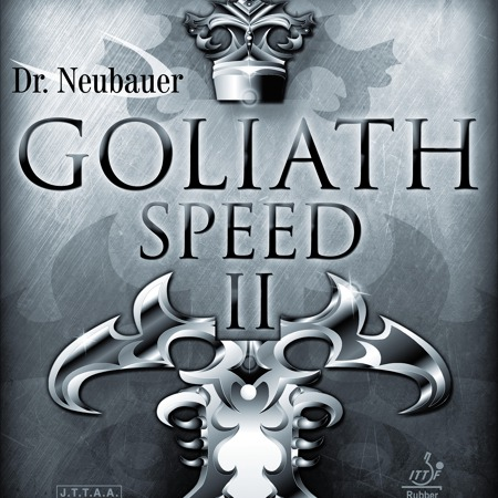 Dr.NEUBAUER - soft Goliath Speed 2
