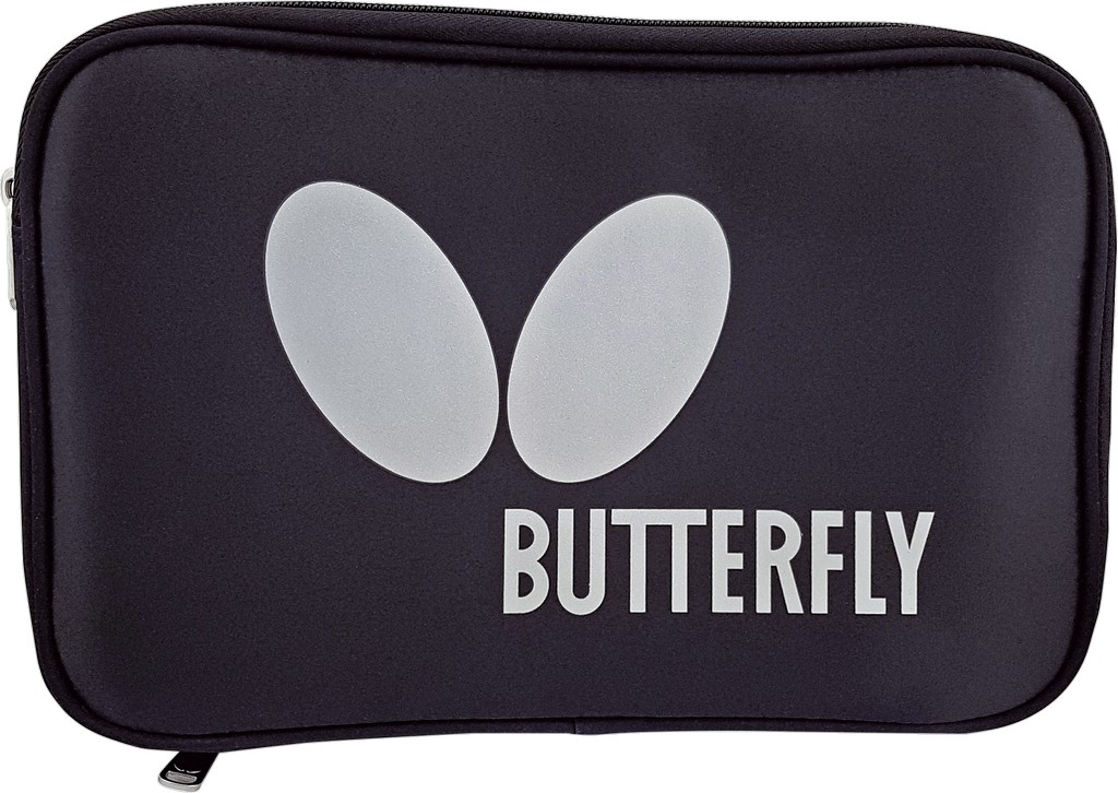 BUTTERFLY - pouzdro LOGO CASE double