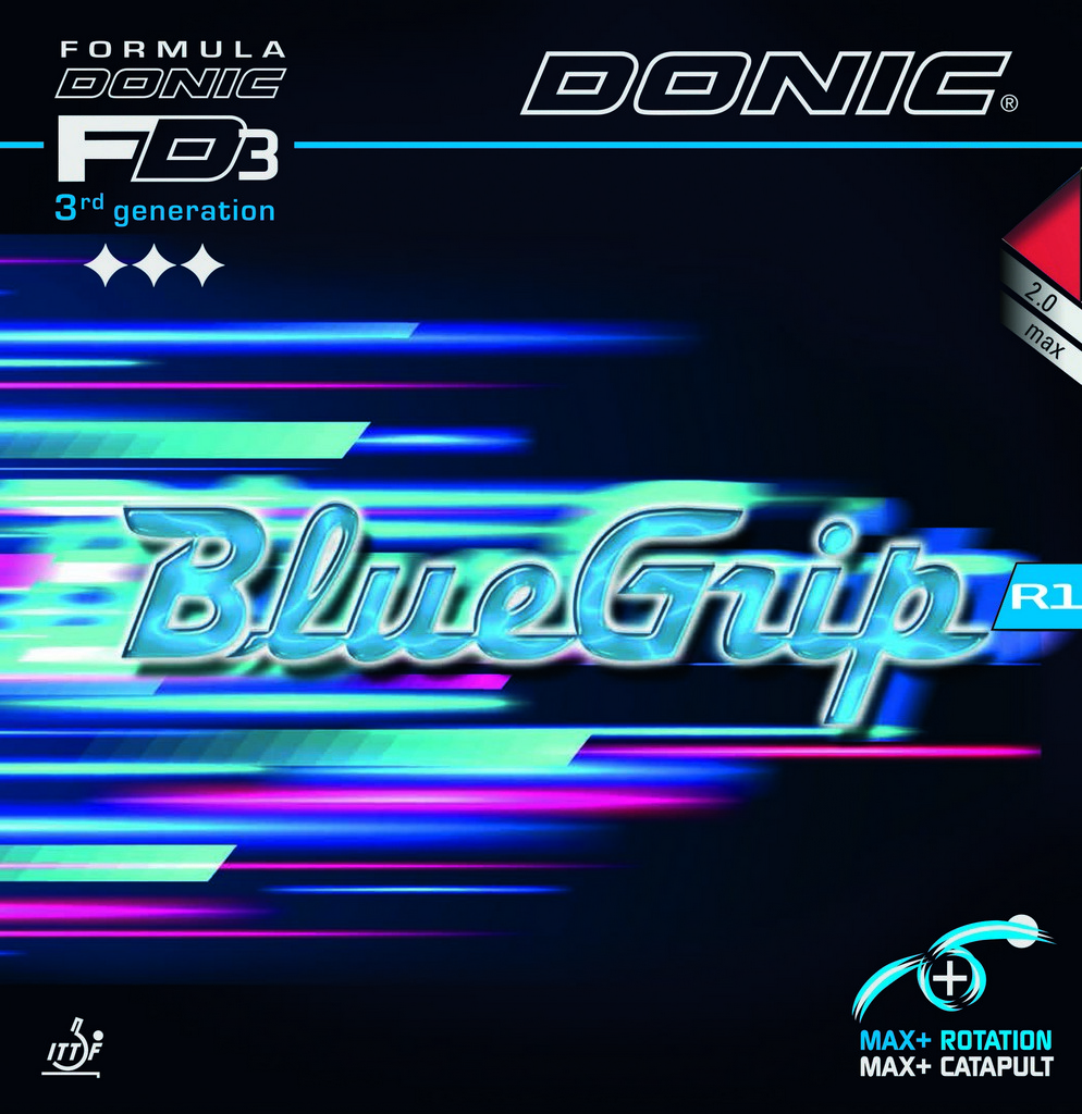 DONIC - potah BLUE GRIP R1