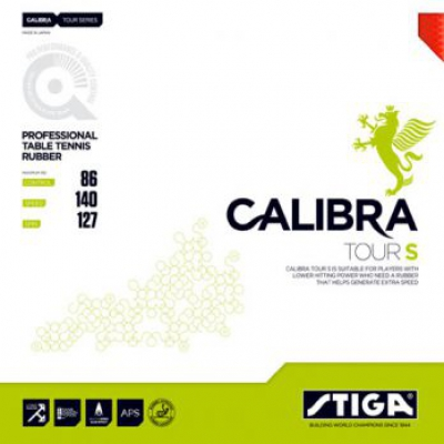 STIGA - Potah Calibra Tour S